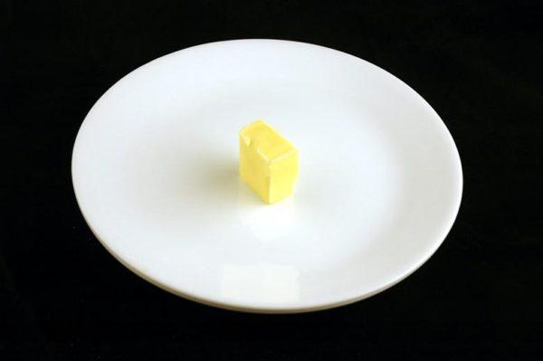 Manteiga - 28 gramas= 200 calorias