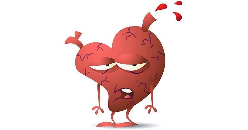 doenca cardiaca engracado