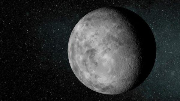 Concepção artística do planeta Kepler