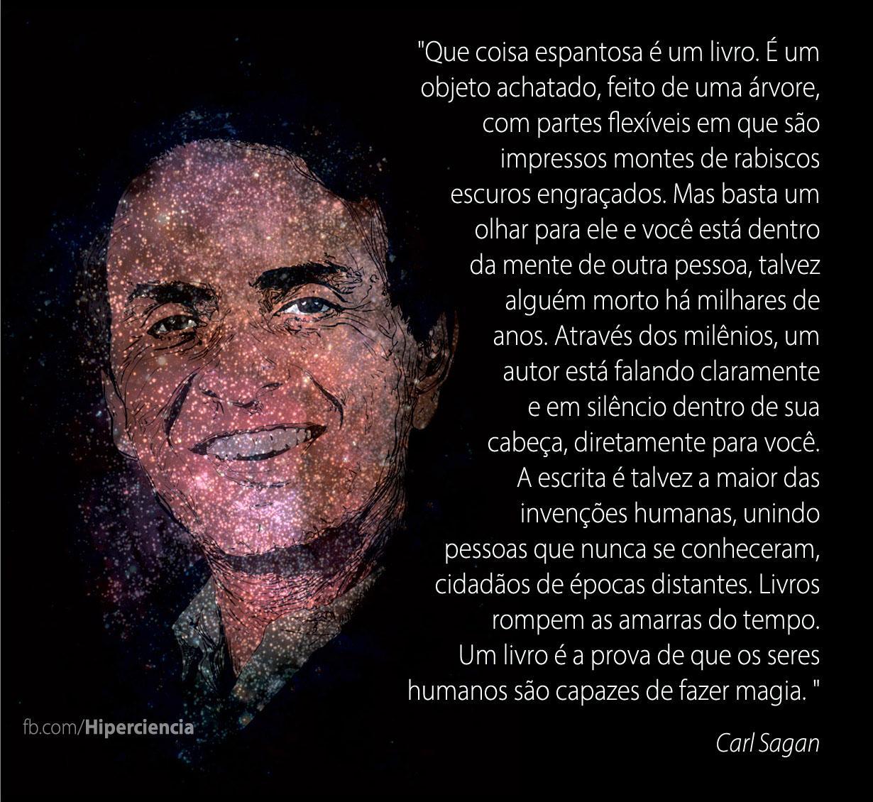 Carl Sagan Contra A Força Das Superstições E Fundamentalismo