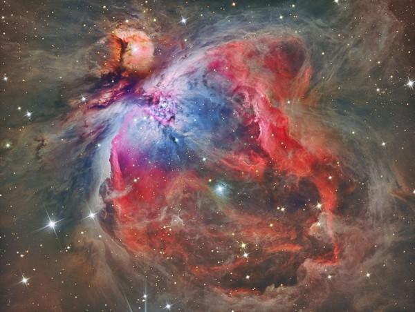 Nebulosa de Órion foto