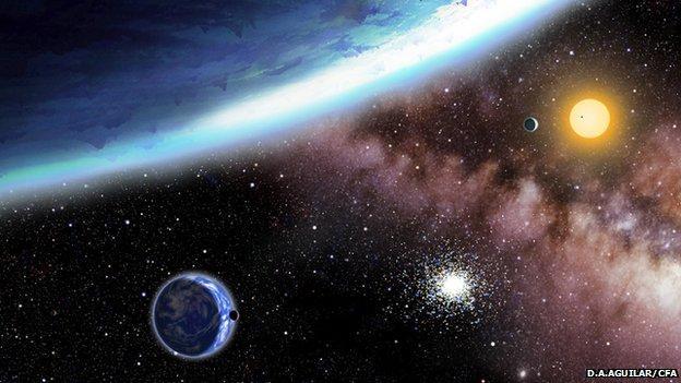 Encontrados os planetas mais parecidos com a Terra