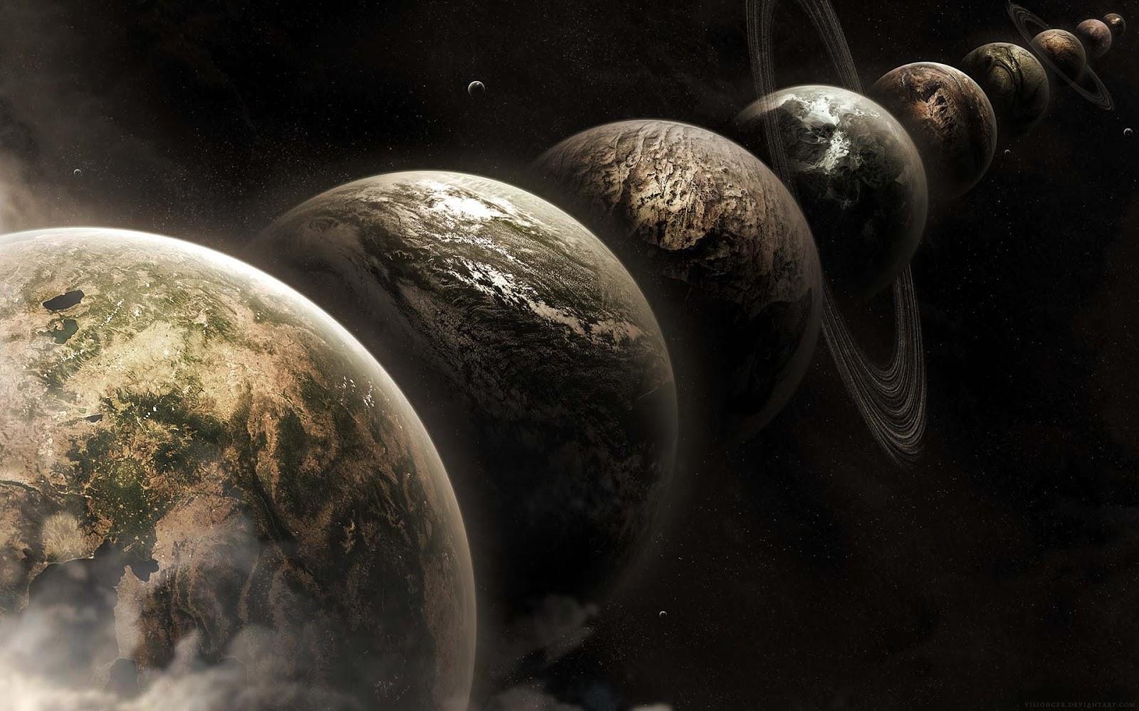 A ciência por trás dos universos paralelos