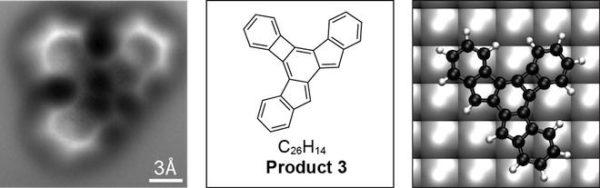 Produto 3 é uma das duas moléculas mais comuns produzidas