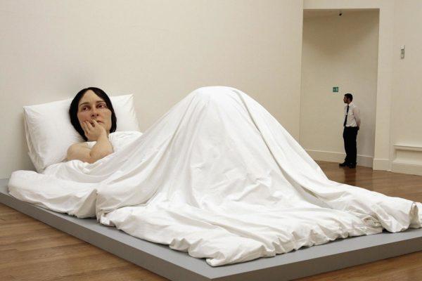 Na cama, 2005