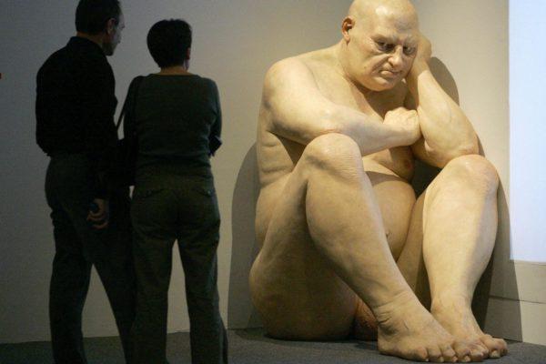 Sem título (Homem Grande), 2000