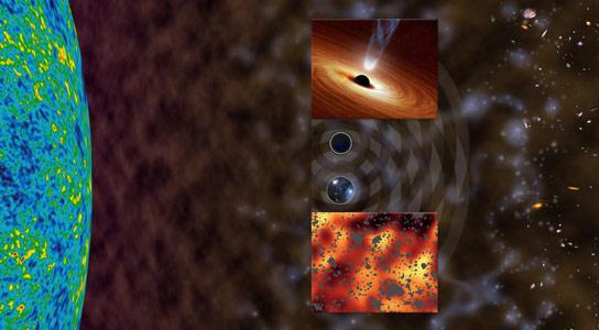 a study on stars and black holes We can, however, infer the presence of black holes and study them by detecting their effect on other matter nearby if a black hole passes through a cloud of interstellar matter, for example, it will draw matter inward in a process known as accretion a similar process can occur if a normal star passes close to a black hole.