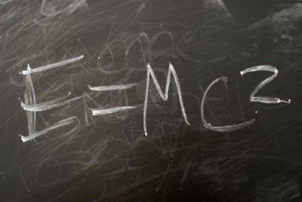 7229651-albert-einsteins-famous-matematical-equation-e-mc2-written-on-a-chalkboard-600x402