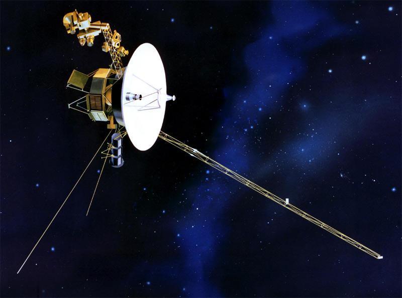 Sonda espacial Voyager 1 sai do Sistema Solar