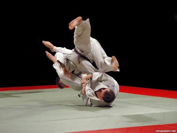 autodefesa artes marciais
