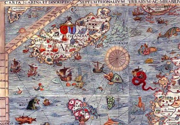 Mapa de 1539