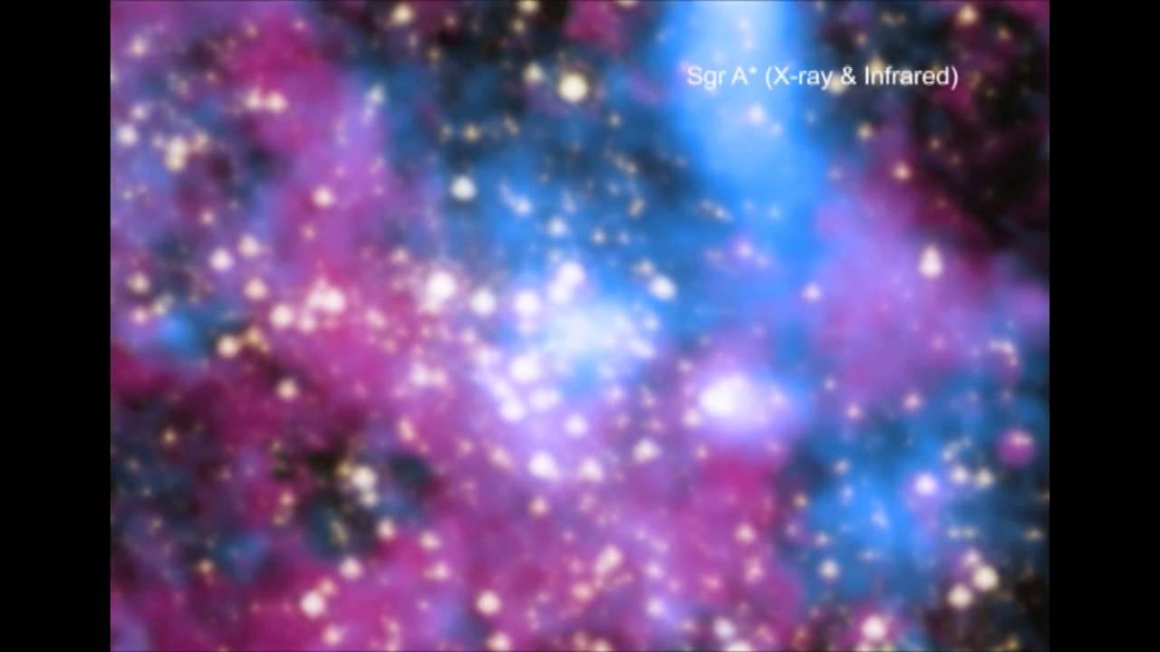 Buraco negro no centro da Via Láctea vomita a maior parte do que devora