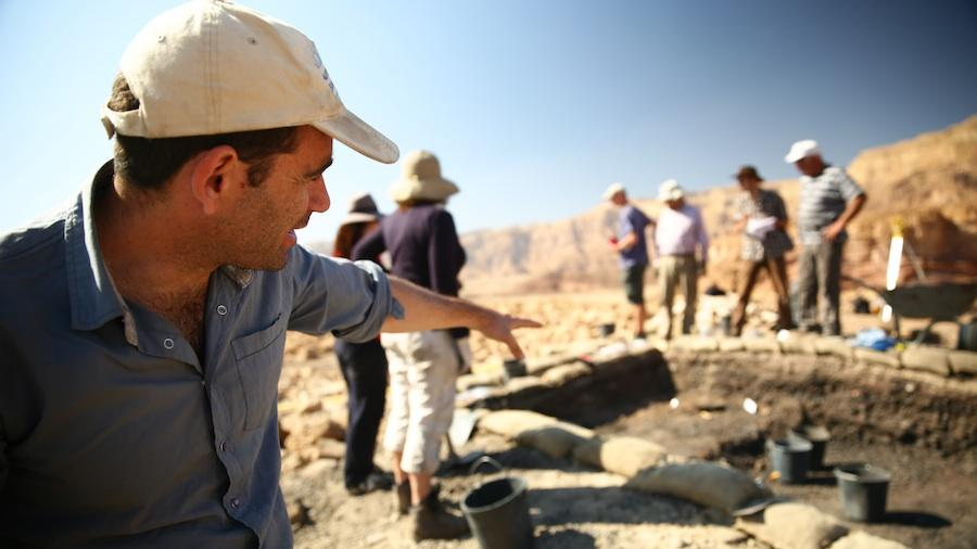 """Arqueólogos encontram o que pode ter sido as """"minas do rei Salomão"""""""