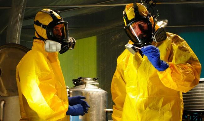 As 5 melhores lições de ciência oferecidas pelo Breaking Bad