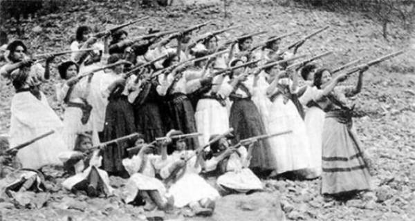 Margarita Neri líderes femininas