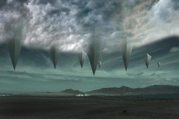 características dos aliens