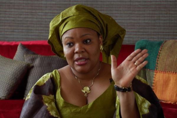 Leymah Gbowee líderes femininas