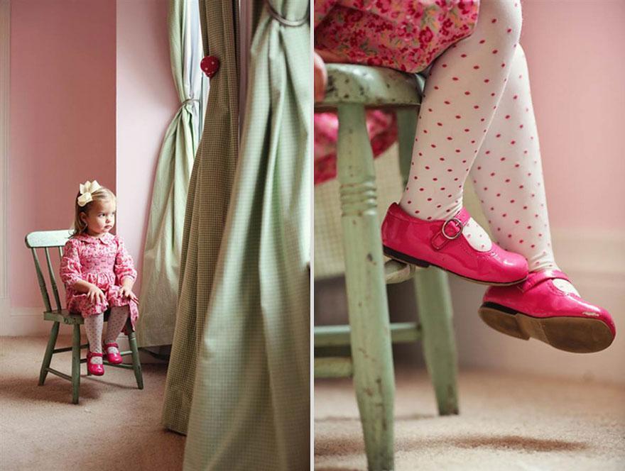 Ben e Olivia estão se mudando para uma casa onde a pequena terá mais espaço para brincar e crescer