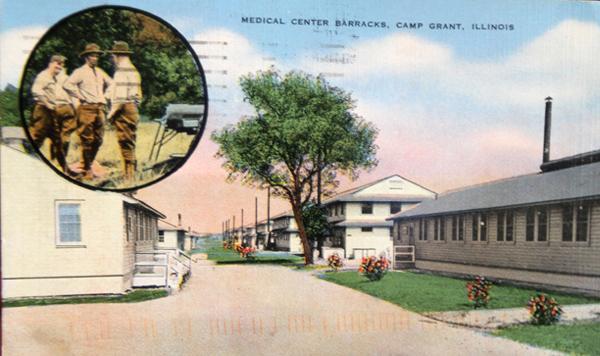 Belated Postcard