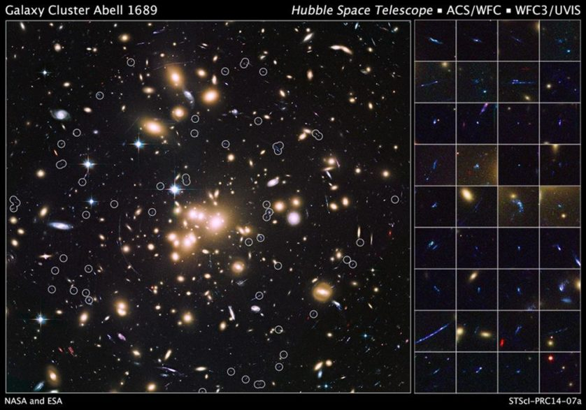 Abell1689DistantGalaxies