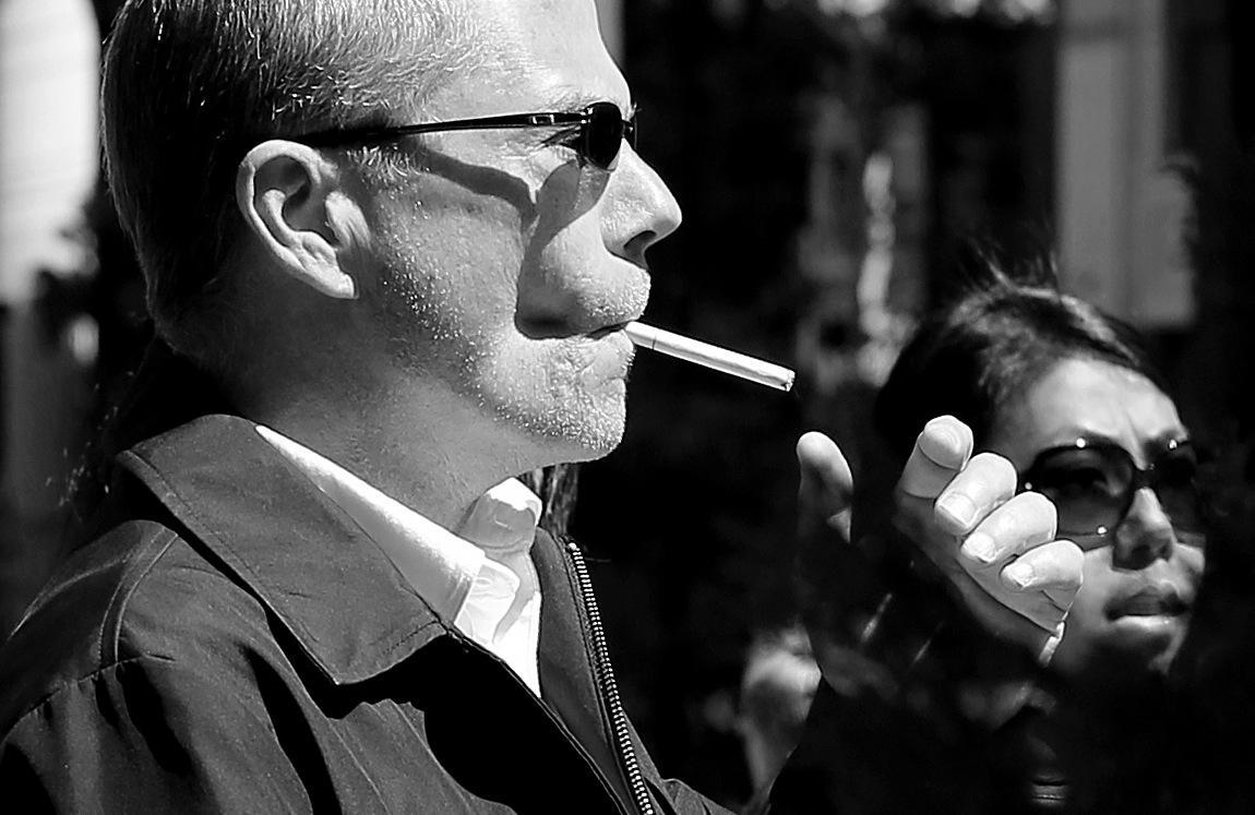 A vantagem de um organismo quando deixará de fumar