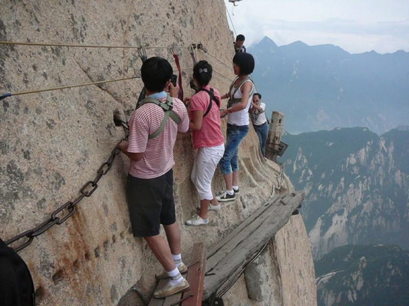 Monte Huashan China 12