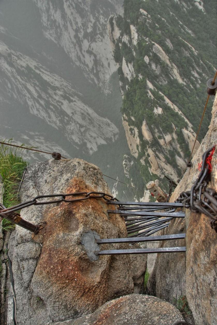 Monte Huashan China 3