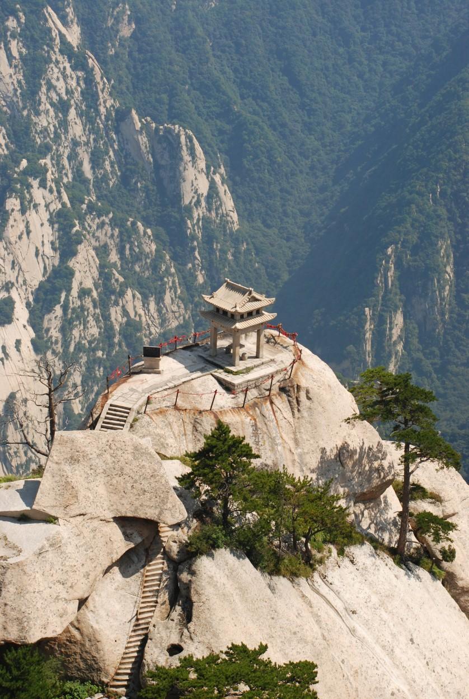 Monte Huashan China 4