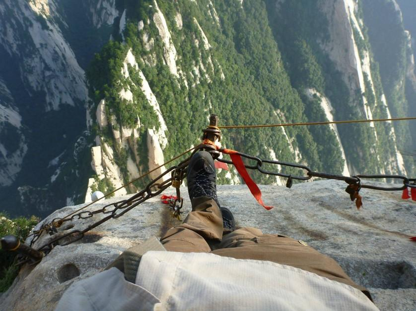 Monte Huashan China 5