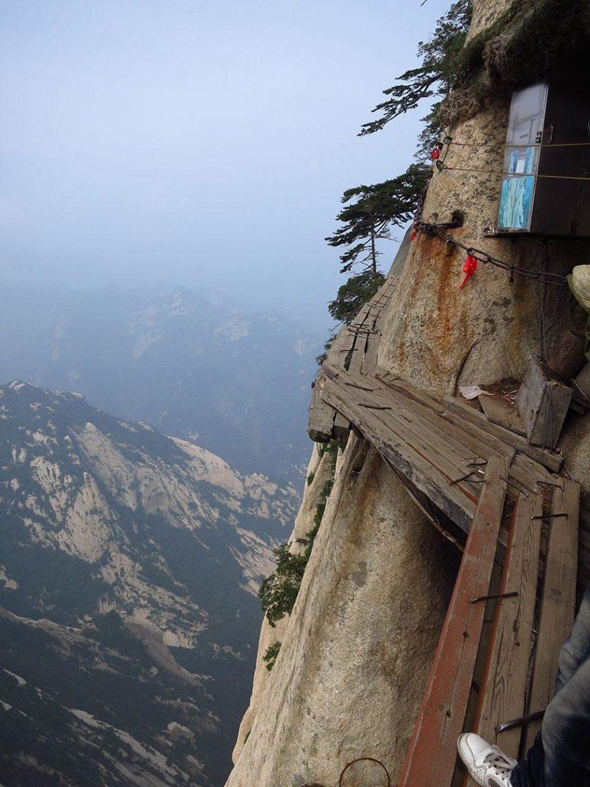 Monte Huashan China 8