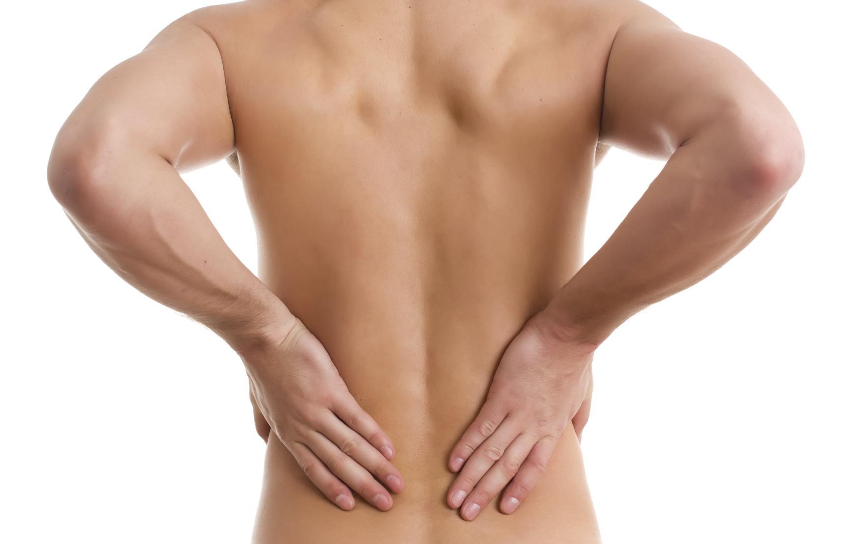 dores lombares causas e alívio