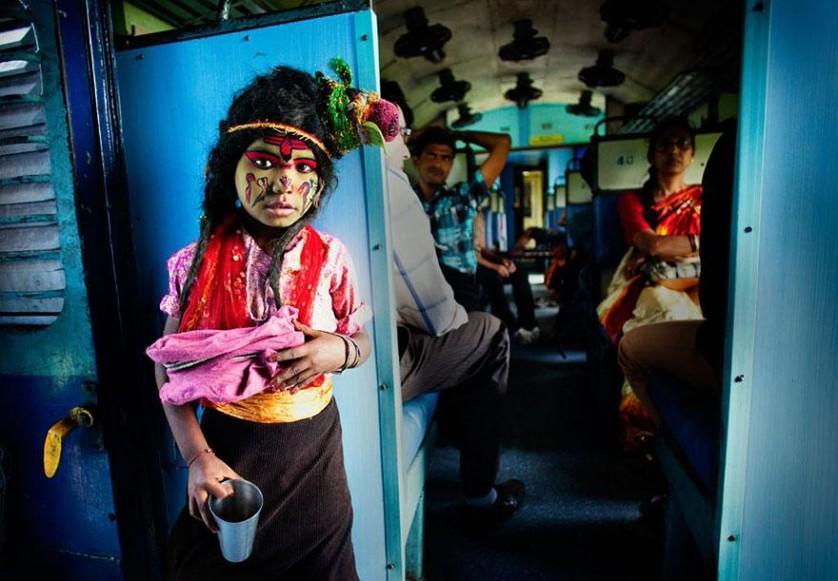 """Categoria pessoas: """"Pobre Deus"""", por Arup Ghosh, Índia"""