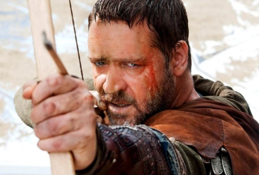 'Robin Hood' Film - 2010