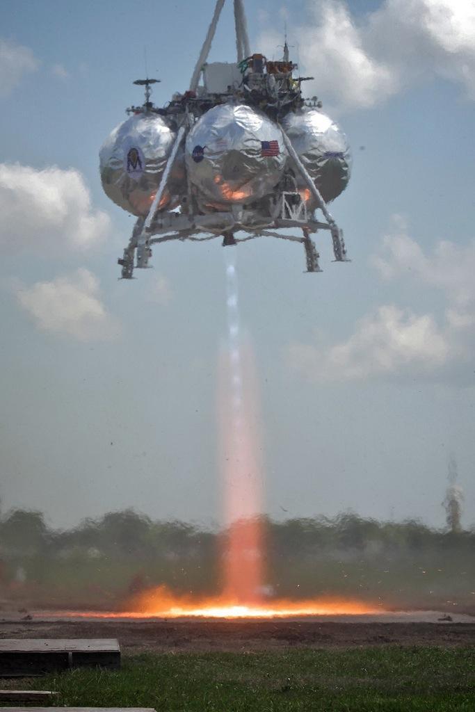 Morpheus lander 2