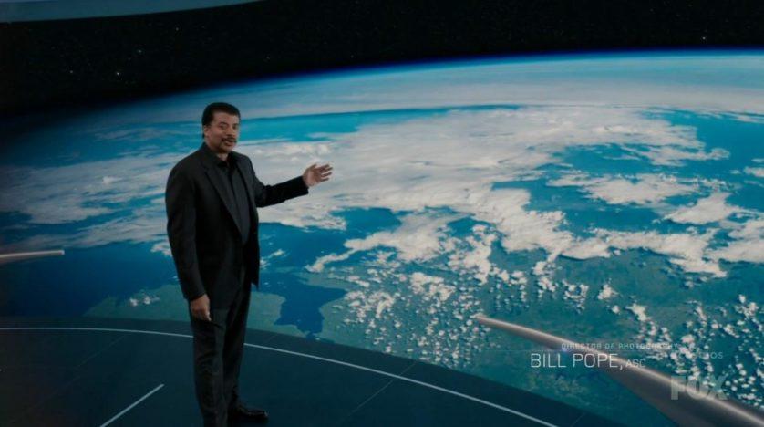 novo cosmos uma odisseia no tempo e espaço 1