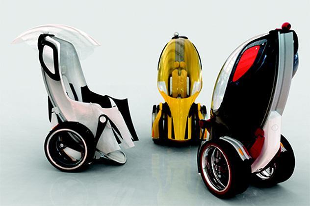 10 Formas De Transporte Futuristas Que Podemos Ter Em Breve