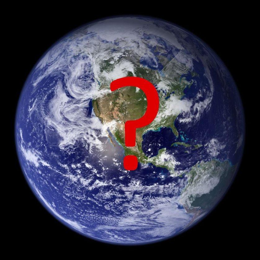 Terra perguntas