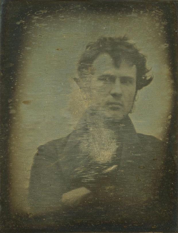O mais antigo selfie conhecido