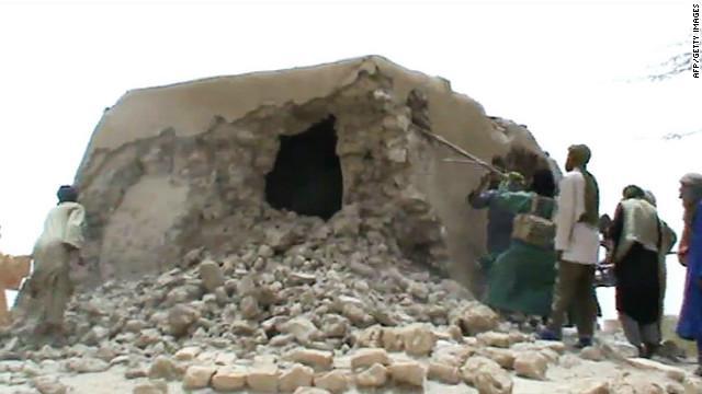 lugares destruídos pela guerra