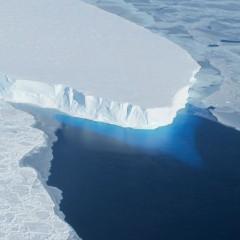 A camada de gelo da Antártida começou a ruir e não há nada que possamos fazer
