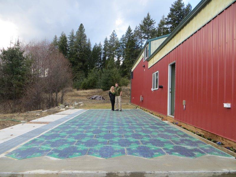Fase II do protótipo de estacionamento