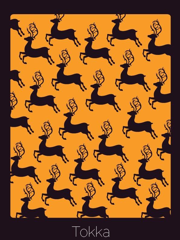 """Palavra do finlandês que significa """"um grande rebanho de renas""""."""