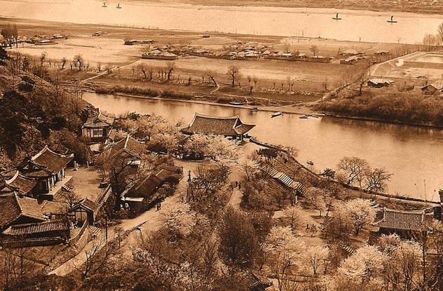 lugares históricos destruídos pela guerra
