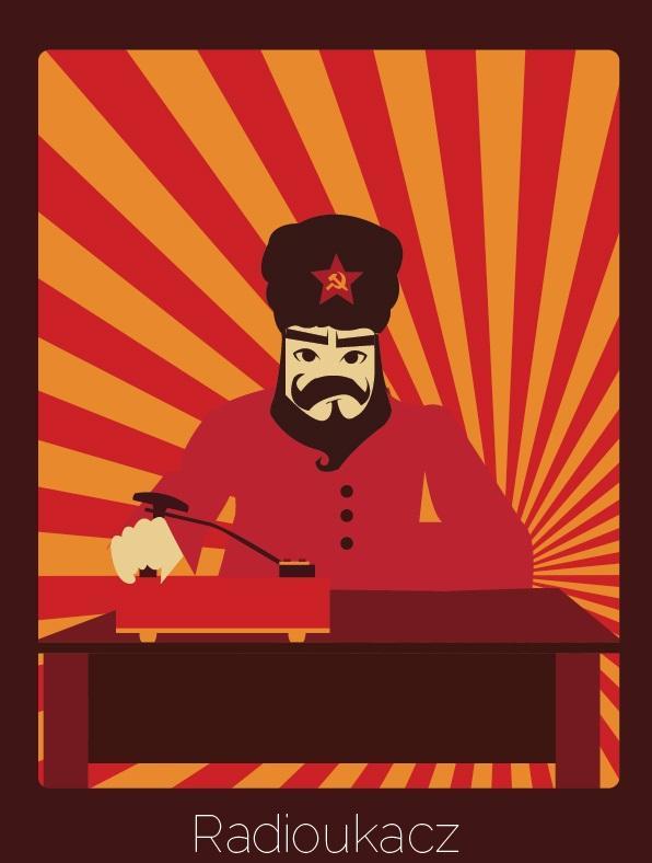 """Palavra do polonês que significa """"telegrafista dos movimentos de resistência do lado soviético da Cortina de Ferro""""."""