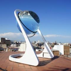 Energia solar pode ser revolucionada por essa esfera de vidro