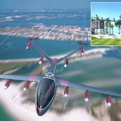 Avião elétrico não precisa de pista de decolagem e é nosso futuro!