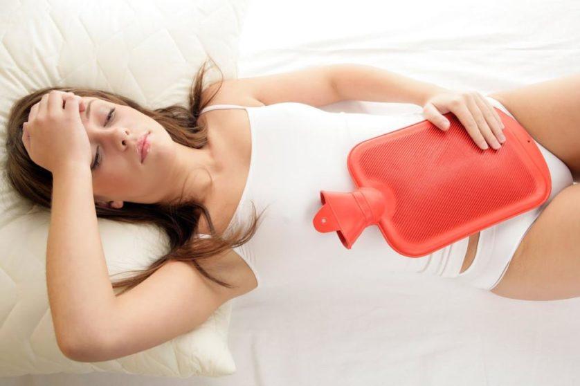 menstruacija problemi