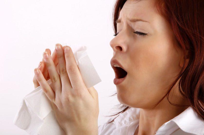 sobrevivência da espécie alergias