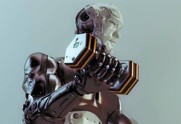 7 robôs tão criativos que parecem humanos