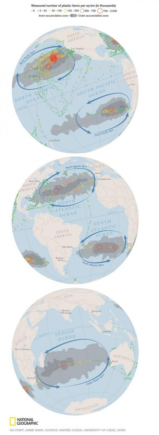 Ecologia (Conteúdo relacionado a ecologia e meio ambiente)  Plastico-nos-oceanos-514x1400